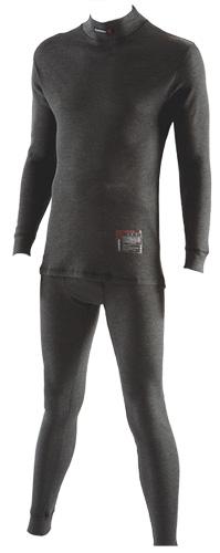 full body flame retardant base layer apparel